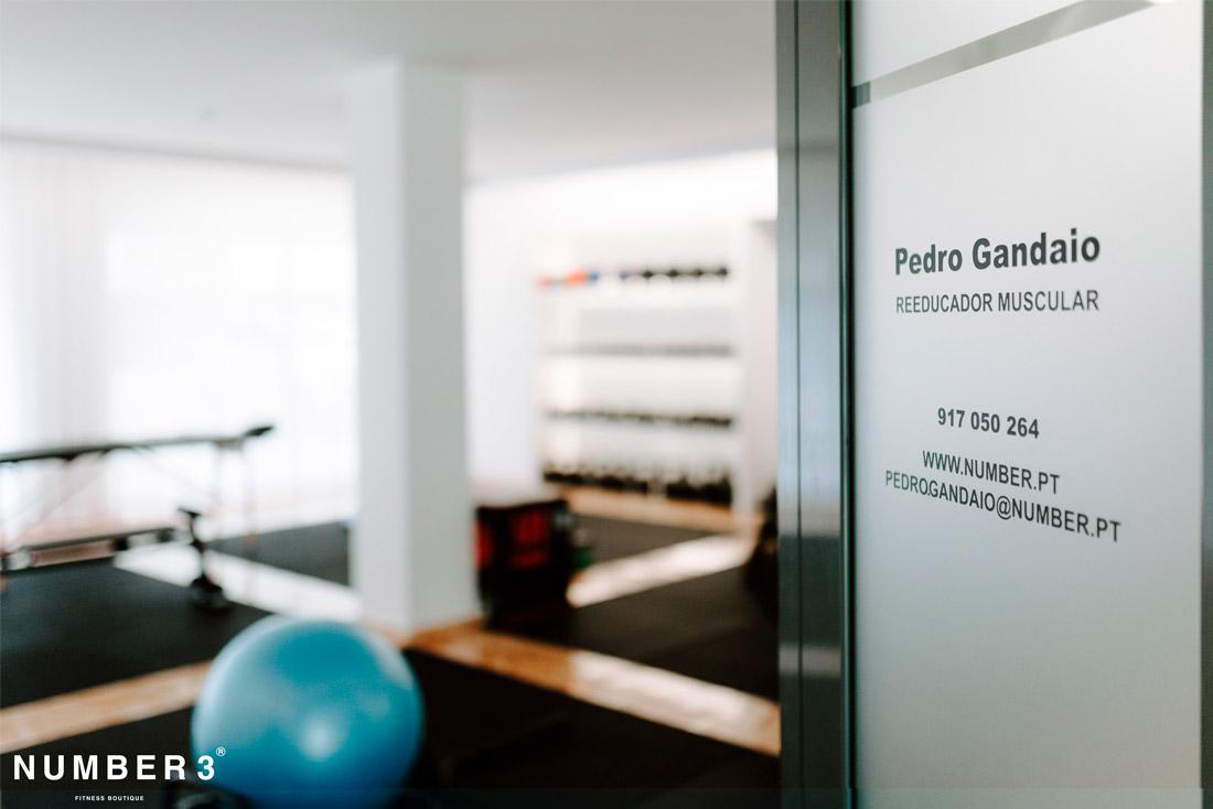 Espaço 1 – Pedro Gandaio