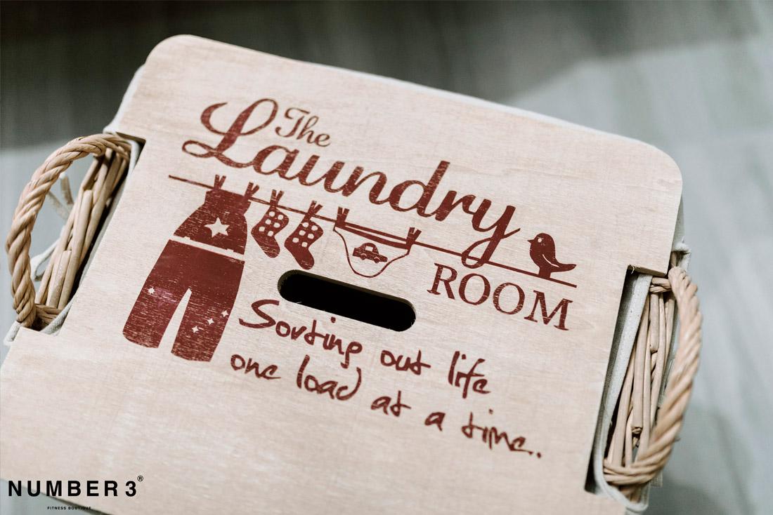 Espaço 5 – Laundry Room